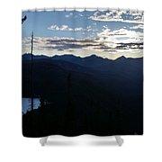 Montana Majesty Shower Curtain