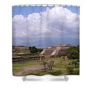 Monte Alban 2 Shower Curtain