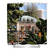 Monte Carlo 6 Shower Curtain
