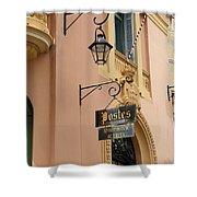 Monte Carlo 7 Shower Curtain