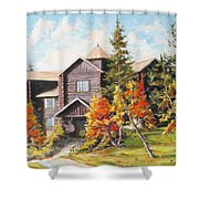 Montebello Shower Curtain