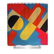 Montemorelos Shower Curtain