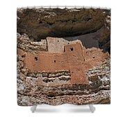 Montezuma Castle National Monument Shower Curtain