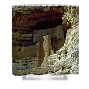Montezumas Castle Shower Curtain