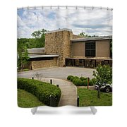 Montgomery Bell Inn Shower Curtain