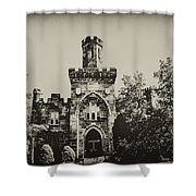 Montgomery County Prison Shower Curtain