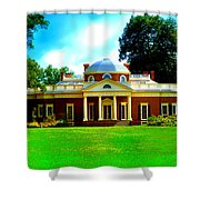 Monticello Shower Curtain