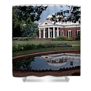 Monticello Reflections Shower Curtain