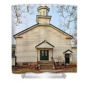 Montour Methodist Shower Curtain