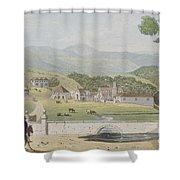 Montpelier Estates - St James Shower Curtain