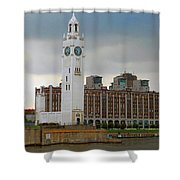 Montreal 13 Shower Curtain