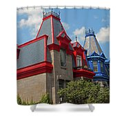 Montreal 32 Shower Curtain