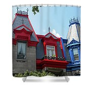 Montreal 34 Shower Curtain