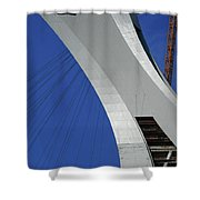 Montreal 4 Shower Curtain