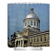 Montreal 7 Shower Curtain