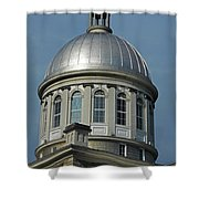 Montreal 8 Shower Curtain