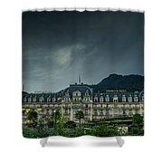 Montreux Palace Shower Curtain