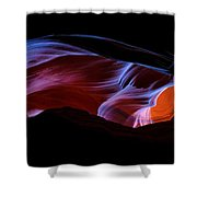 Monument Light Shower Curtain by Chad Dutson