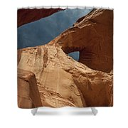 Monument Valley Arch 7369 Shower Curtain
