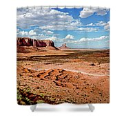 Monument Valley National Park Shower Curtain