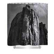 Monumentvalley 39 Shower Curtain