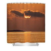 Mood Lighting Shower Curtain