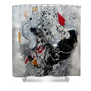 Moods II Shower Curtain