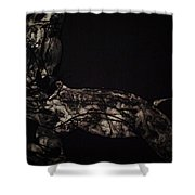 Moonlight Shower Curtain