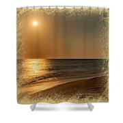 Moonscape 2 Shower Curtain