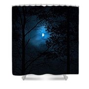 Moonshine 02 Shower Curtain
