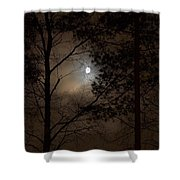 Moonshine 05 Shower Curtain
