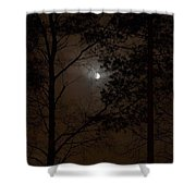 Moonshine 07 Shower Curtain