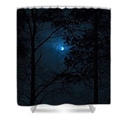 Moonshine 08 Shower Curtain