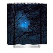 Moonshine 09 Shower Curtain