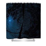 Moonshine 15 Fishy Shower Curtain