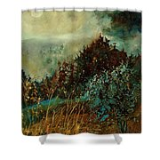 Moonshine 5642 Shower Curtain