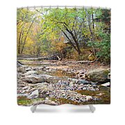 Moore's Creek Shower Curtain