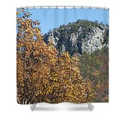 Moore's Knob Shower Curtain