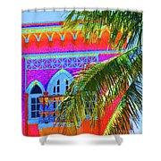 Moorish Deco Shower Curtain