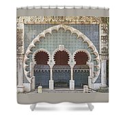 Moorish Fountain Of Sintra Shower Curtain