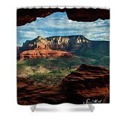 Moose Ridge 06-056 Shower Curtain