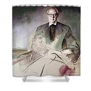 Morcillo: Portrait, C1930 Shower Curtain