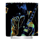 More Than A Feeling Shower Curtain