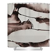 More Than Series No. 1380 Shower Curtain