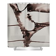 More Than Series No. 1382 Shower Curtain