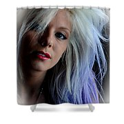 Morgan Aflame Shower Curtain