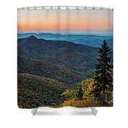 Morning Arrives. Shower Curtain