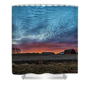 Morning Color Shower Curtain