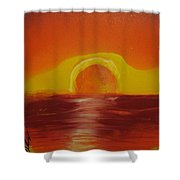 Morning Comes Shower Curtain