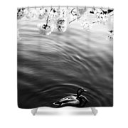 Morning Duck Shower Curtain